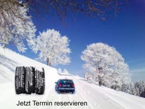 Reifenwechsel-Winter